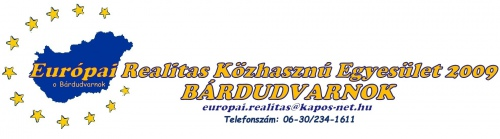 Európai Realitas Közhasznú Egyesület