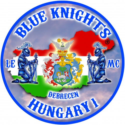 Kék Lovagok Rendészeti Motoros Klubja/Közhasznú Egyesület Magyarország
