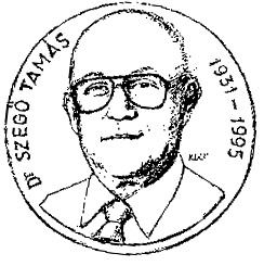 Dr. Szegő Tamás Díj alapítvány